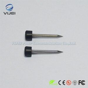 Image 2 - Elettrodi della giuntatrice della giuntatrice di fusione della fibra ottica di T 208 FTTH degli elettrodi di SKYCOM T 108H