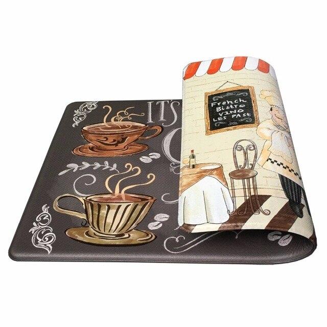 2 Sided Anti Fatigue Anti slip Comfort Kitchen Mats Multi Purpose ...