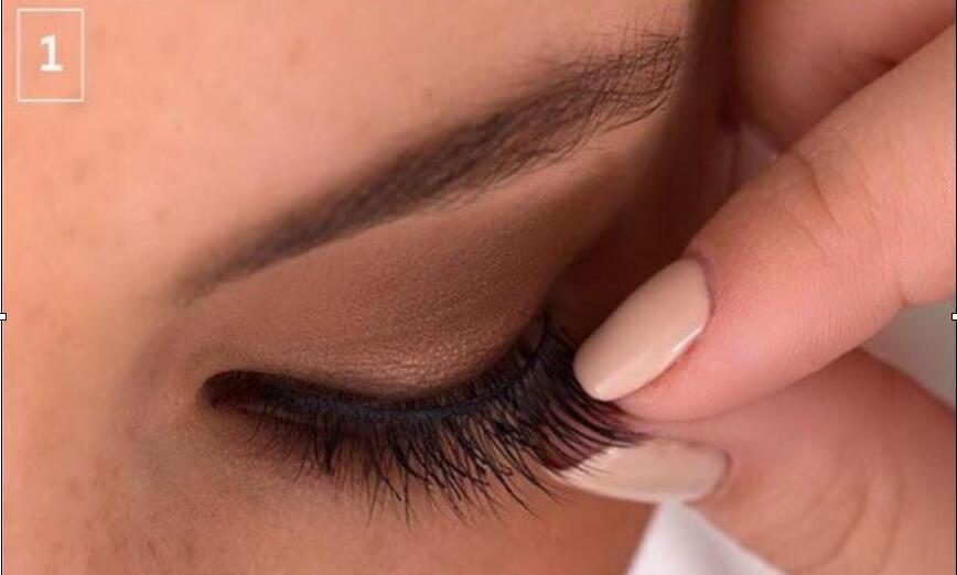 cor mink lashes cílios postiços Cílios Postiços