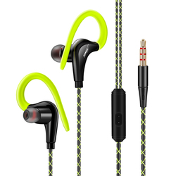 Original sport earphone super bass headphones sweatproof running headset with mic ear hook for all mobile.jpg 250x250
