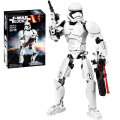 Decool 9018 Star Wars series the First Order Stormtrooper model building blocks Classic building Toys for children