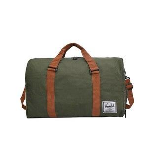 Image 2 - Спортивная сумка, сумка для спортзала, мужские и женские тренировочные сумки для йоги и фитнеса, прочная многофункциональная сумка, спортивные сумки на плечо для путешествий на открытом воздухе, Sac De
