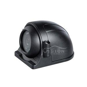 AHD камера, бесплатная доставка, 1,3-мегапиксельная HD камера переднего вида, водонепроницаемая инфракрасная камера ночного видения для автобу...