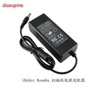 Dawupine Power Adapter Robot Stofzuiger Power Thuis 22.5 V 1.25A Lader Adapter voor iRobot Roomba 400 500 600 700 serie-in AC/DC-adapter van Consumentenelektronica op