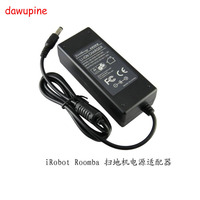 Power Adapter Robot Vacuum Cleaner Power Home 22 5V 1 25A Wall Charger Adapter For IRobot