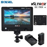 7 Viltrox DC 70EX HDMI SDI AV Video LCD HD Monitor For Canon Nikon SLR Camera