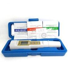 2 in 1 ph meter pH meter and conductivity meter conductivity meter water quality water aquarium detection