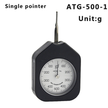 500G tensiometro tensiometer dial tension gauge ATG-500-1 cheap Aliyiqi ANALOG