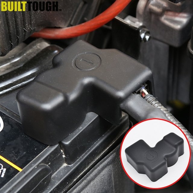 Battery Anode Negative Electrode Pole Terminal Cover For Hyundai I30 Elantra 10 17 Tucson