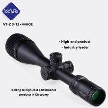 2017 Optic Sight Discovery VT-Z 3-12X44AOE Outdoor Traveling Rifle Monocular telescope Coordinate gun accessories