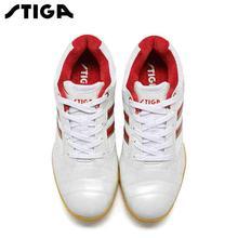 STIGA пинг понг ракетки обувь для настольного тенниса Крытый Спорт Zapatillas Deportivas Mujer мужские устойчивые кроссовки CS-2541