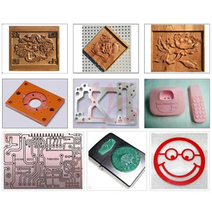 Image 5 - 5 axis CNC milling machine DIY CNC engraving machine Mini CNC router 300*600mm working area