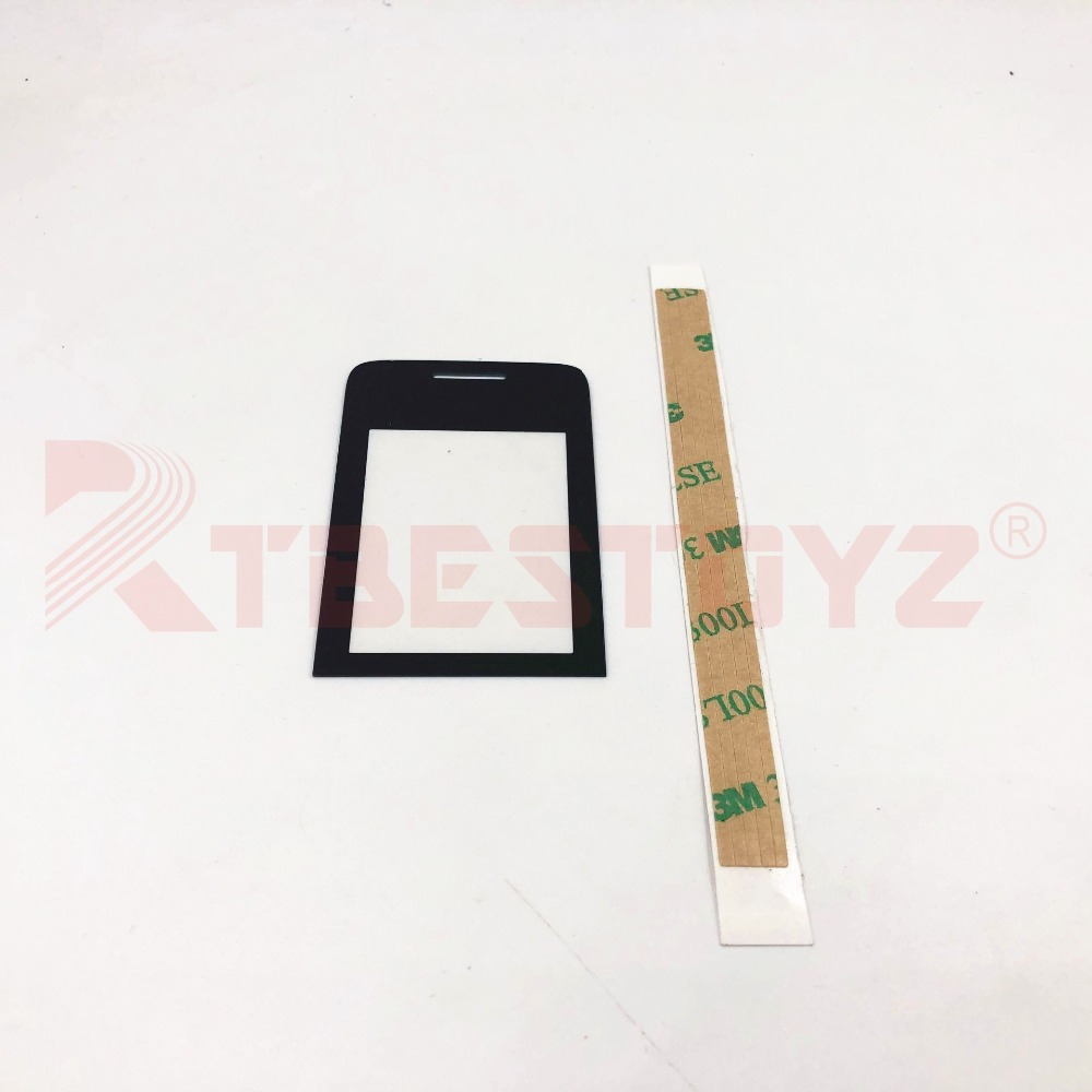 RTBESTOYZ Mirror Display Screen Front Lens Glass For <font><b>Nokia</b></font> 2730C <font><b>2730</b></font> classic For <font><b>Nokia</b></font> 2730C <font><b>2730</b></font> Front Outer Glass image