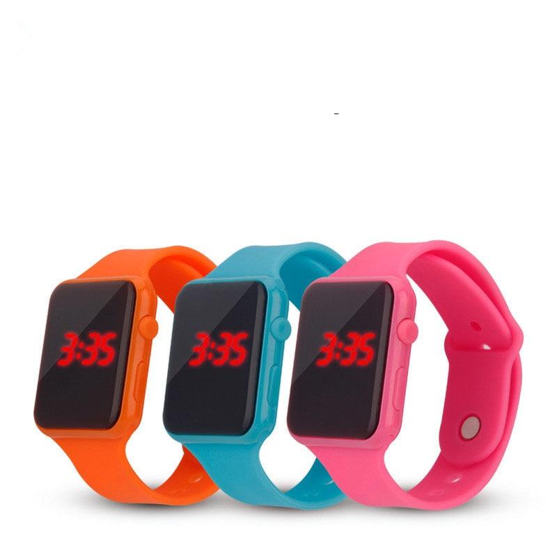 Digital Watch Men Wristwatches LED Watches Women Brand Luxury Children Kid Wrist Watch Clock Female Male Watch Relogio Masculino