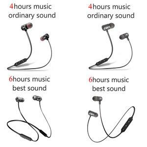 Image 2 - หูฟังไร้สายบลูทูธเพลงเบสสเตอริโอหูฟังบลูทูธหูฟังชุดหูฟังกีฬาหูฟังพร้อมไมโครโฟนสำหรับโทรศัพท์