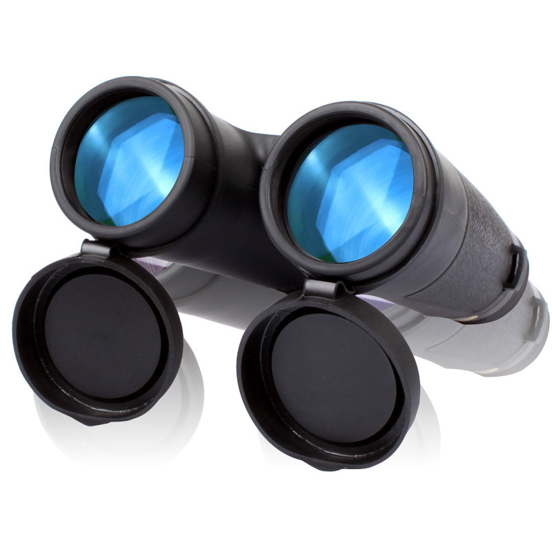Authentic BIJIA 12X42 Nitrogen Waterproof Binoculars  HD Non-infrared Night Vision telescope Support Drop shipping