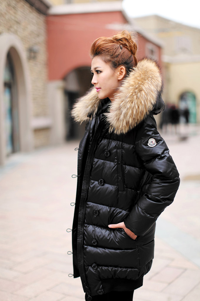 Womens Fur Hood Parka Coats | Down Coat