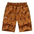 Greatrees мужская Quick Dry Магистральные Печатных Palm Beach Wear