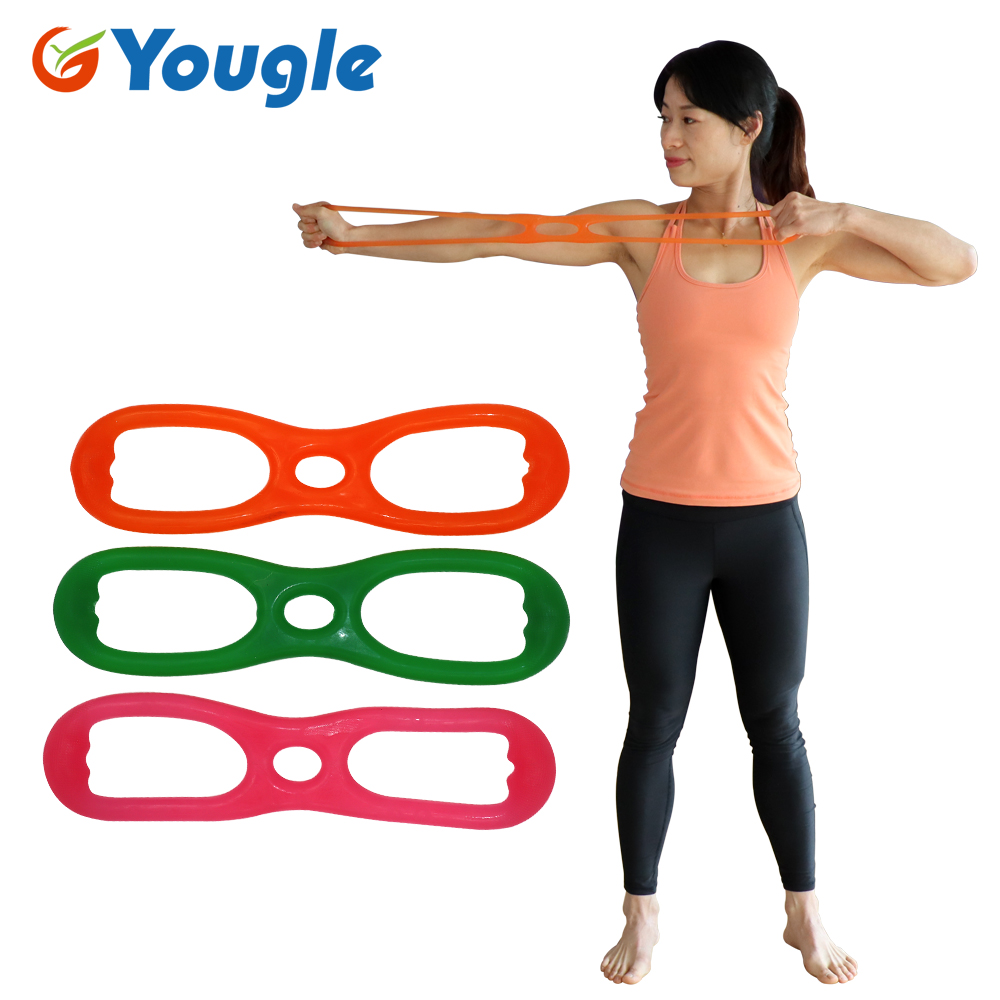 Booty Resistance Band Belt Glutes Workout Fitness Jump Stretch Training Exercise Brazilian Butt Lift Yoga Silicone