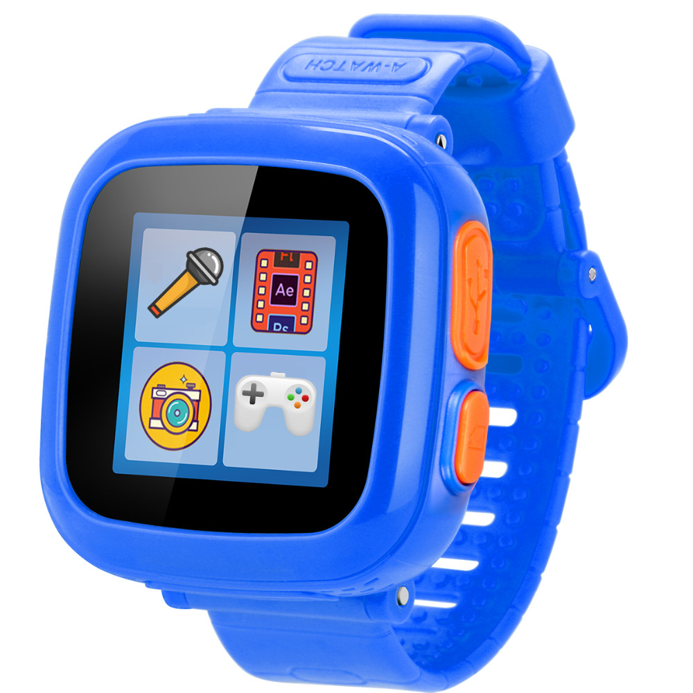 turnmeon touch screen game smart watch for childred kid girl boy toy electronics smartwatch. Black Bedroom Furniture Sets. Home Design Ideas