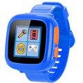 Turnmeon jogo touch screen smart watch para childred menino da menina do miúdo brinquedo eletrônica smartwatch natal 2017 ano novo presentes ok520