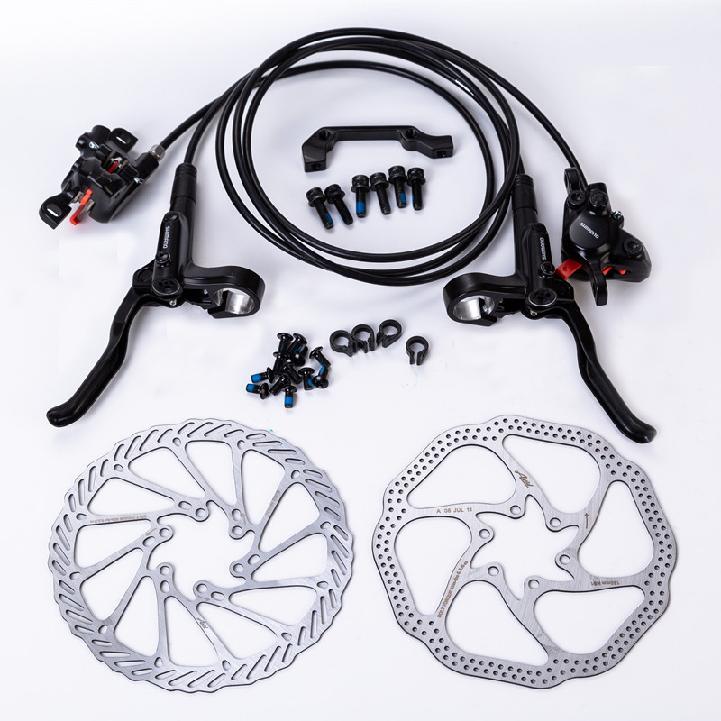 Shimano MT200 Brake bicycle bike mtb Hydraulic Disc Brake Set clamp mountain bike Brake Update for