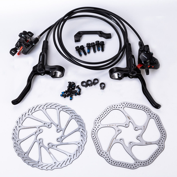 Shimano MT200 Bicycle Hydraulic Disc Brake Set Clamp