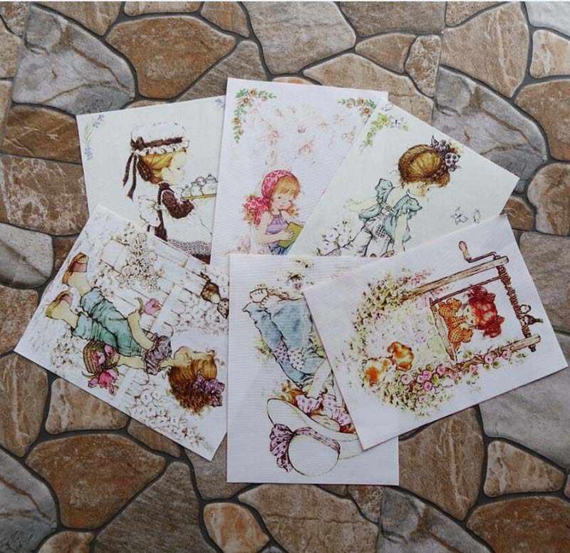 15*20 см 7 шт. американская маленькая девочка хлопок ручная окрашенная ткань для шитья сумки/сумочки лоскутное шитье позиционирование ткань D20