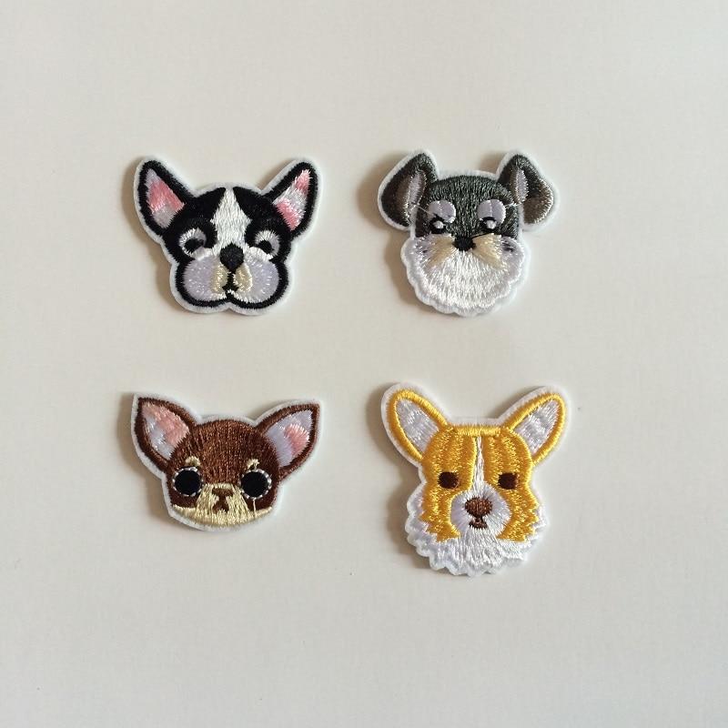Parches Bordados de tela para Mascotas Traje de Perro, Perro ...