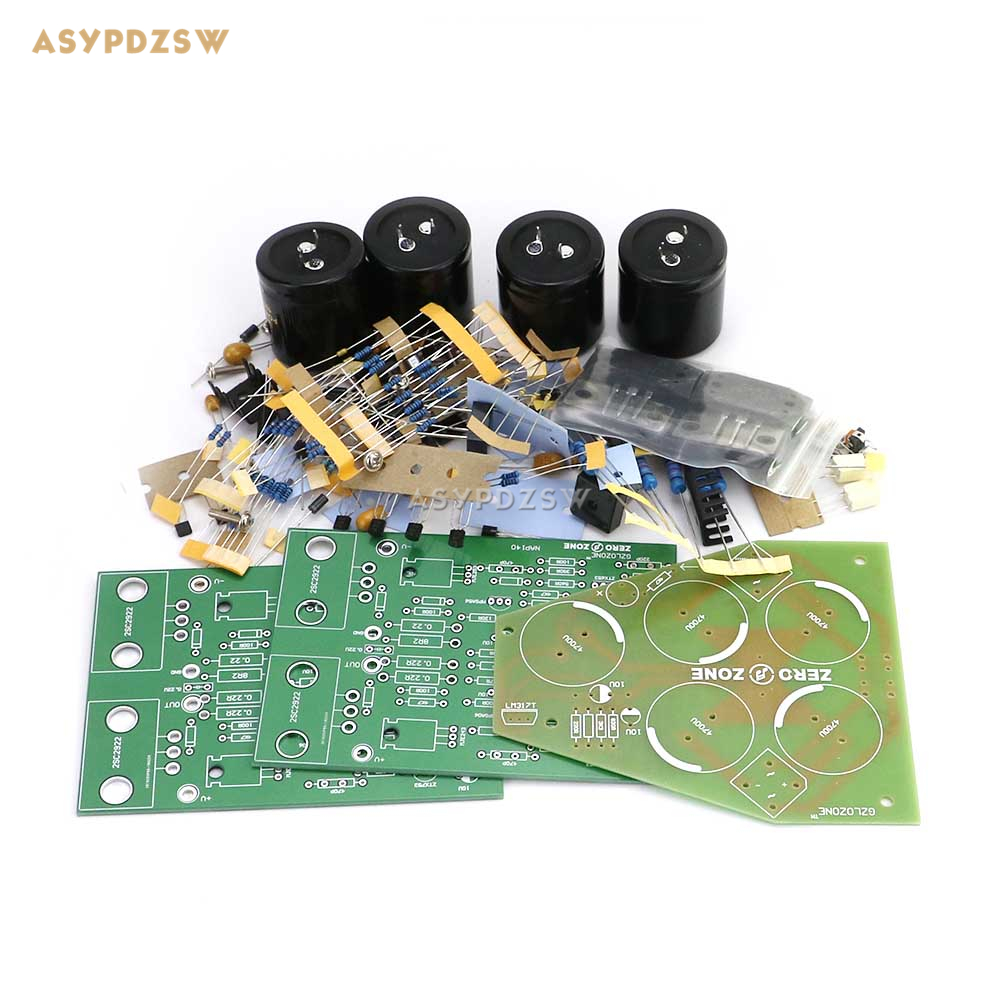 Buy Amplifier Kit Mono And Get Free Shipping On Class D Circuit Btl Pcb Tda8920 High Efficiency