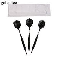 gohantee 3PCS / Pack Professional 20g 소프트 다트 High Quatity 20g 소프트 팁 전자 다트 다트 보드 알루미늄 샤프트