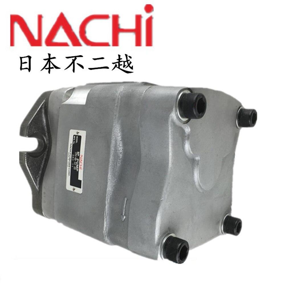 NACHI Hydraulique pompe IPH Série Type: IPH-3B-10-20 IPA-3B-13-20 IPH-3B-16-20 Pression Nominale: 25Mpa Pompe À Engrenages À Huile Caste Fer