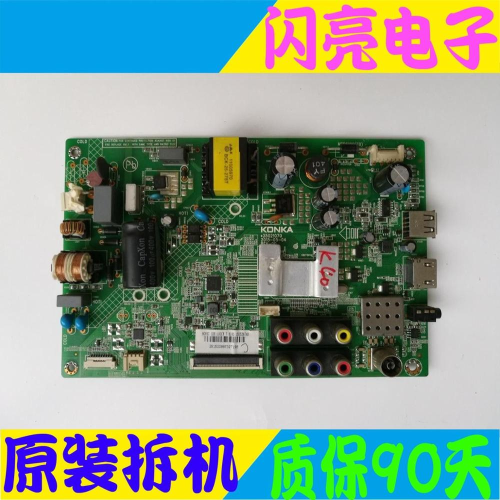 Consumer Electronics Circuits Main Board Power Board Circuit Logic Board Constant Current Board Led 32f1100cf Motherboard 35021070 With Screen 908yt