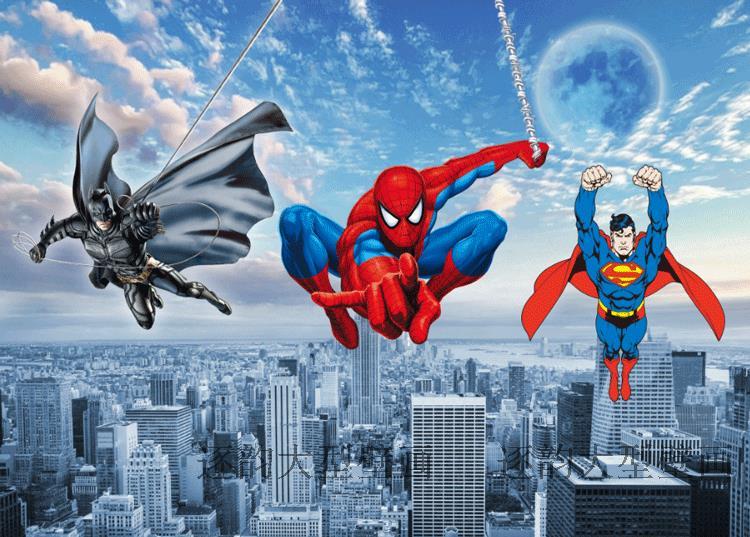 Batman And Spiderman Wallpaper Many HD Wallpaper