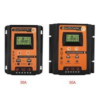 Solar Charge Controller discount 12V/24V 30A/50A/70A MPPT Solar Controllers Solar