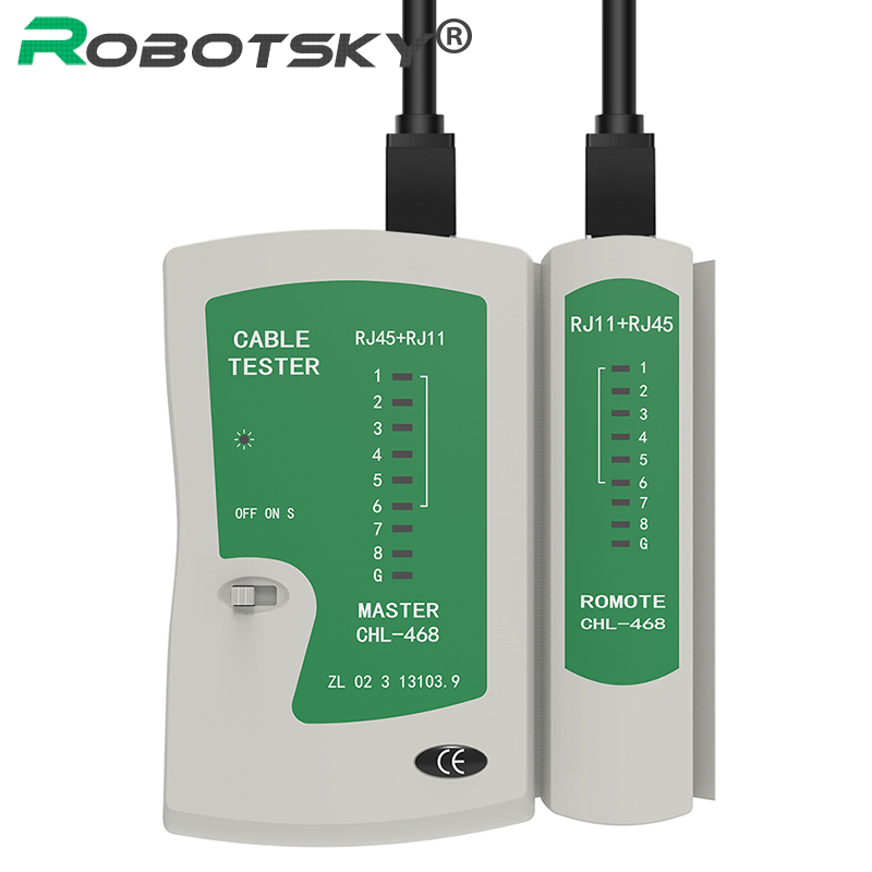 Cat 5 Network Cable Testers : Hot selling network cable tester rj cat