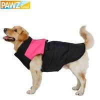 الشحن مجانا الكلب الملابس الكلب الملابس الشتوية كلب كبير سترة الدافئة الحيوانات الأليفة عالية الجودة الملابس لل كلب لوازم