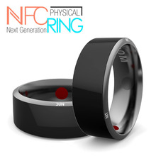 NFC Magic Ring Health Improvement Ceramic Smart Ring waterproof for Android Apple IOS Smartphone Wearable Smart