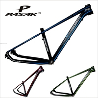 PASAK TS890 ALUMINUM 29 Inch Mountain Frame Bicycle Frame HURRICANE Hurricane Ultra Light Bike Frame
