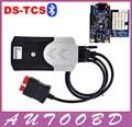 Реле NEC Чип! автоматический Диагностический Инструмент TCS CDP PRO 2014. R2 с Bluetooth Работает на старых и новых автомобилей Автомобили/грузовые