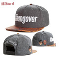 2017 gray C&S fashion hip hop russia swag #hangover Snapback cap street trend flat tiger gorras adjustable men women cottom hat