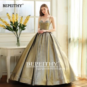 Image 5 - Abendkleider Sweetheart odblaskowa suknia balowa suknia wieczorowa 2020 Vestido De Festa długość podłogi Vintage suknie wieczorowe