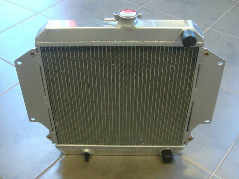 Алюминиевый радиатор для SUZUKI SIERRA 2Dr SPFTOP / HARDTOP 1.3L SJ410/413 81-96 руководство