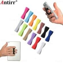 Прочный универсальный нескользящий слинг для пальца, эластичный ремешок, пластиковый резиновый держатель для мобильного телефона, подставка для планшета