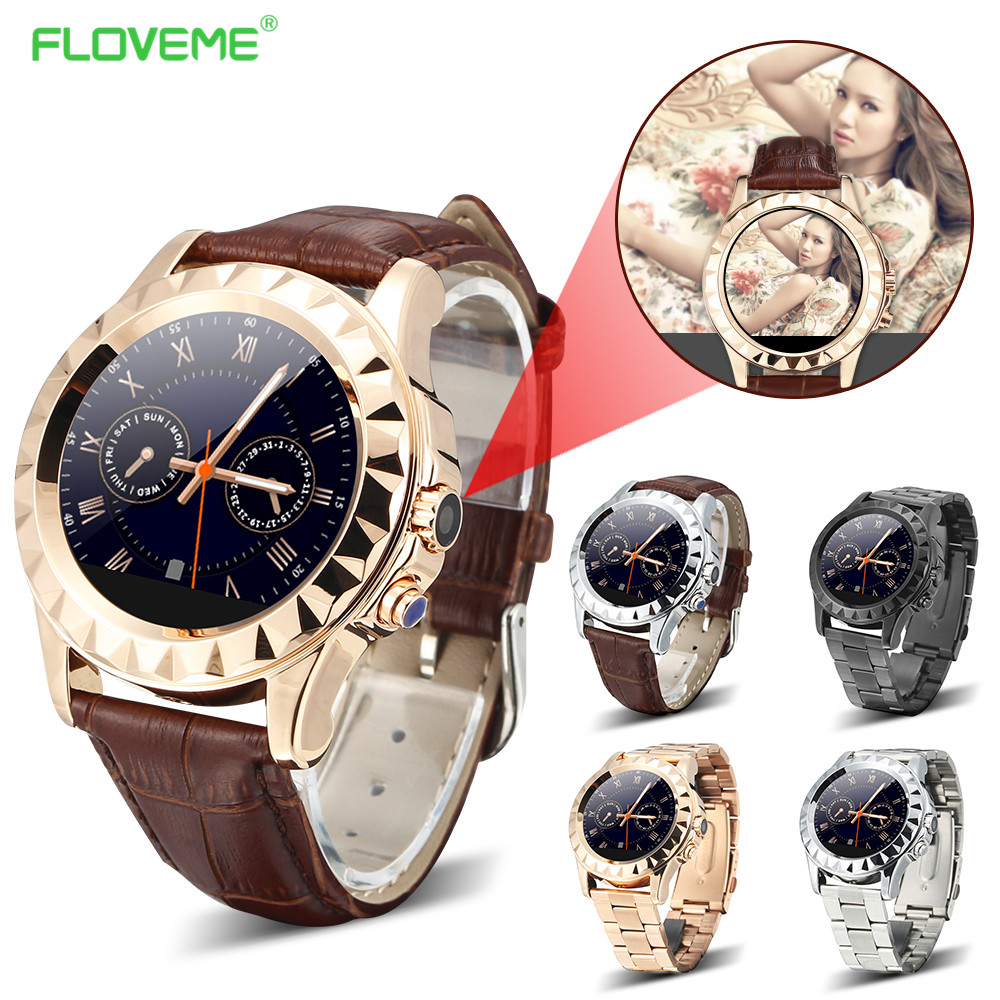 FLOVEME C6 Military font b Smart b font Watch MT6260 Android Smartwatch Heart Rate Monitor ECG