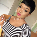 Pixie cut wigs human short hair human lace hair wig full lace lace front wig pixie cheap wigs for black women