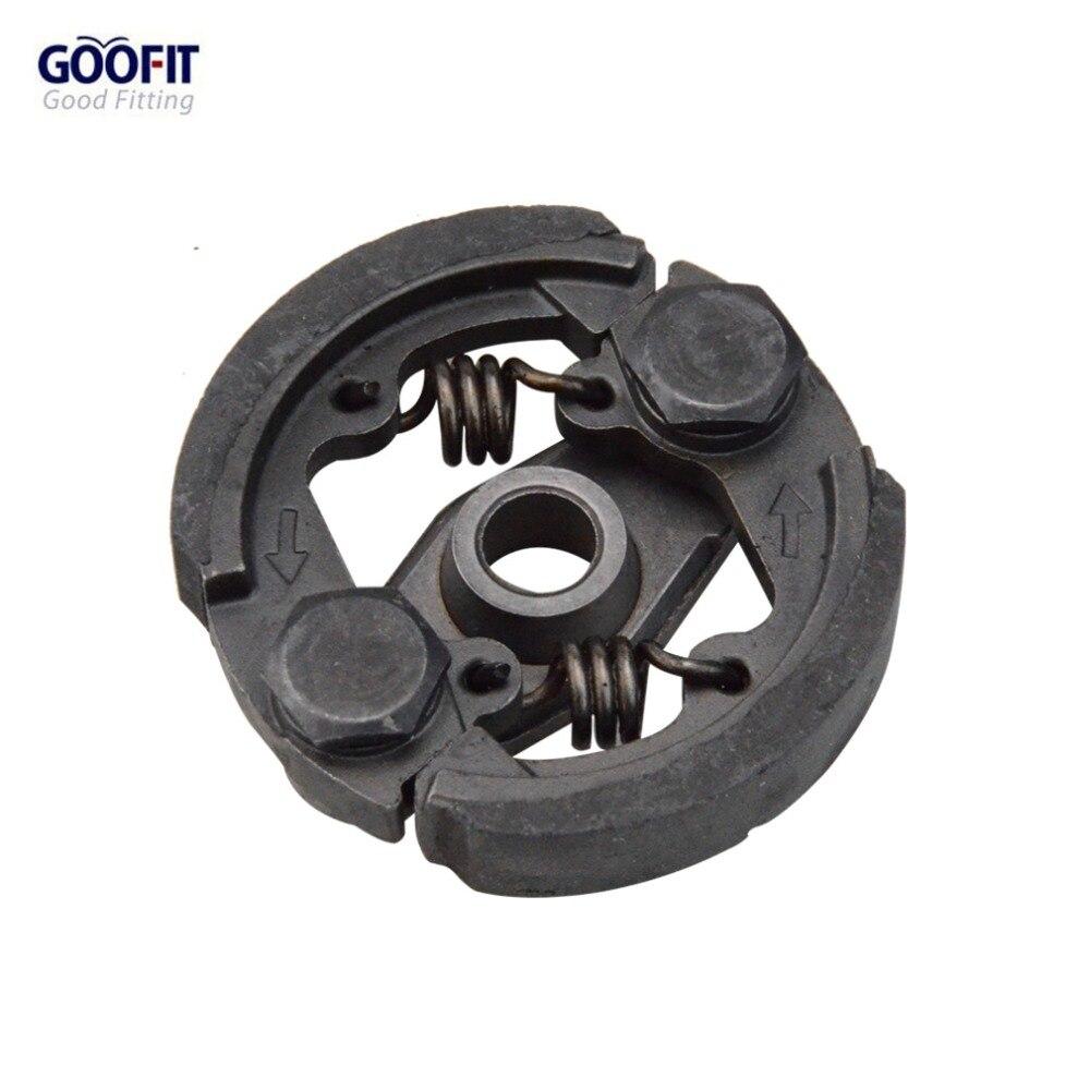 GOOFIT Rotors de disque de frein pour 47cc 49cc 2 temps Pocket Bike