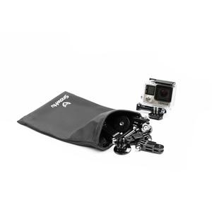 Image 4 - Водонепроницаемая черная Защитная сумка для хранения SnowHu 5 в 1 для GoPro Hero 9 8 7 6 для xiaomi Yi для eken аксессуары для камеры GP52