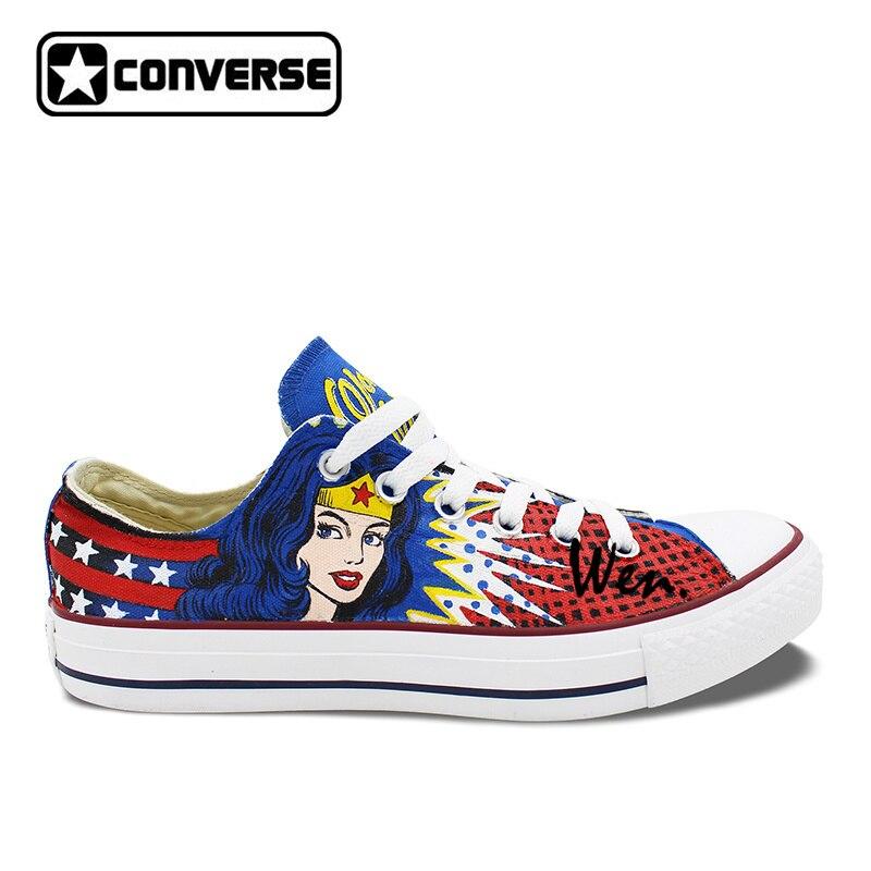 converse wonder woman