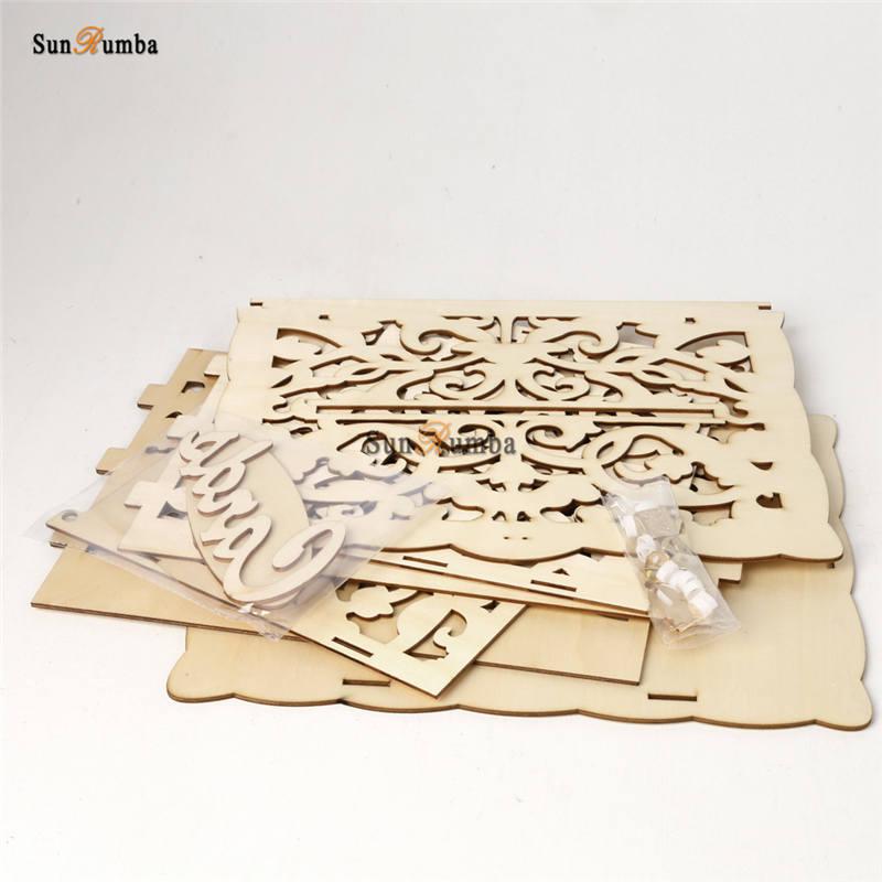 Wedding card box MUW-326-07